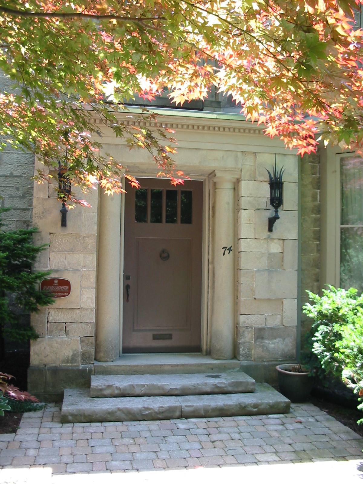 Wondrous Steps And Entrances Robin Aggus Natural Landscaping Largest Home Design Picture Inspirations Pitcheantrous